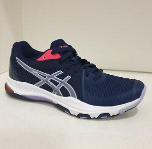 ASICS Womens Netburner Ballistic FF 2 Netball Shoes Sneakers US6 EUR37 1052A055