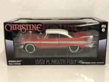 RARE Christine 1958 Plymouth Fury christine 1983 1:24 Greenlight 84071