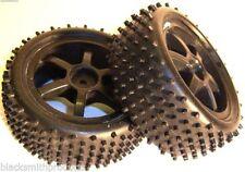 Neumáticos, llantas y bujes para vehículos de radiocontrol 1:10