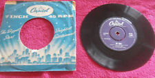 """PEGGY LEE - """" ALRIGHT, OKAY, YOU WIN """"  SINGLE UK PRESS 1958 - CAPITOL RECORDS"""