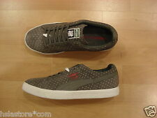 Puma Clyde X Undefeated 43 Micro-Dot Steel Grey