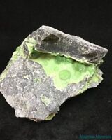 TOP COLLECTOR___GREAT LUSTER___LARGE EXTREMELY RARE Wavellite___Arkansas