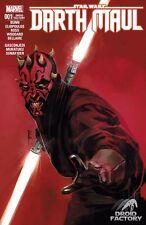 Poster A3 Star Wars Darth Maul Pelicula Film Cartel 03