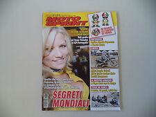MOTOSPRINT 32-33/2006 KTM 990/MOTO GUZZI NORGE/BMW K 1200 GT/R GS/CAPONORD 1000