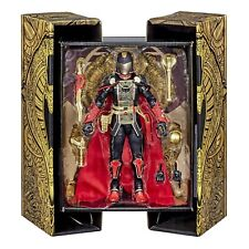 G.I. Joe Classified Series Snake Supreme Cobra Commander Figure - In Hand