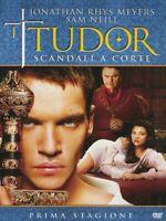 I Tudor - Scandali a corte - Stagione 1  - Cofanetto 3 Dvd - Nuovo Sigillato