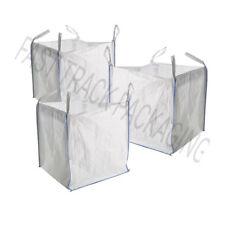 5 x large Strong Bulk 1 ton Bags Builders Sack, Rubble, Waste, Sand, Log storage