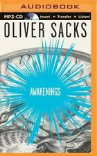 Awakenings by Oliver Sacks (2015, MP3 CD, Unabridged)