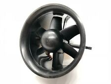 NEW 1 Set 70mm Electric Ducted Fan Units (motors included) for RC Airplane US