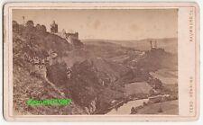 CDV foto Castello Fred. Henning Naumburg Saale per 1890! (f385