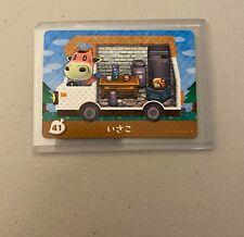 Norma #41 *Authentic* Animal Crossing Amiibo Card | NEW | JPN Version |
