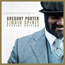 GREGORY PORTER - LIQUID SPIRIT SPECIAL EDITION CD ALBUM (November 27th 2015)