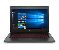"HP Omen 17 17.3"" (1TB, 128GB SSD, Intel Core i7-7700HQ, 8GB RAM, GTX 1050ti)"