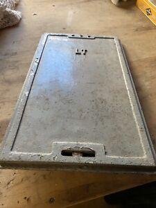 British Rail IOW 483 Unit Electrical Cubicle Door Ex 009 LT