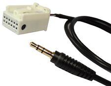 Adaptateur Câble AUX vers Jack 3.5mm pour BMW 5 E60 E61 6 E63 E64 7 E65 E66