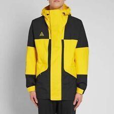 Nike Mens Acg Gore-Tex Jacket Yellow Black Bq3445 728 Xl $500 Retail $500 Us!