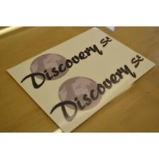 BAILEY Discovery (1995) Caravan Name Stickers Decals Graphics - PAIR