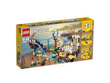 LEGO® Creator 31084 Piraten-Achterbahn NEU OVP_ Pirate Roller Coaster NEW MISB