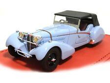 Evrat Bugatti t57sc Vanden Plas ROADSTER 1937 #57541 restored 1:43 evr202