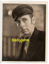 ARTHUR HOHL ORIGINAL 8X10 PHOTO PORTRAIT FROM 1936 SHOW BOAT DOUBLE WEIGHT