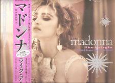 """Madonna """"LIKE A VIRGIN & other Big Hits"""" VINILE LP + obi SEALED RSD 16"""