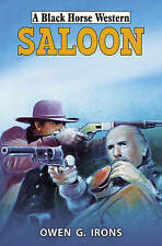 Saloon by Owen G. Irons (Hardback, 2016)