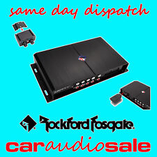 ROCKFORD FOSGATE 3SIXTY.3 8 CHANNEL INTERACTIVE SIGNAL PROCESSOR  248 BAND EQ