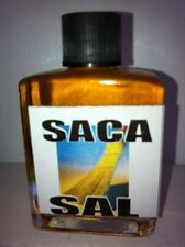 MYSTICAL / SPIRITUAL OIL (ACEITE) FOR SPELLS & ANOINTING 1/2 OZ SACA SAL