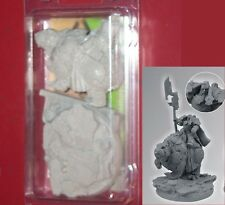 Scibor 28SF0046 Celtic SF Bear Rider (1) Miniature Space Marine Champion Hero