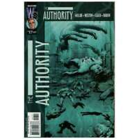 Authority (1999 series) #17 in Near Mint condition. DC comics [*9h]
