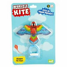 World's Smallest Mini Kite Birds Fits in Your Pocket Novelty Toy Ready to Fly!