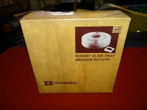 NEW OLD STOCK! Hanimex Rotary Slide Tray Slide Projector Cartridge SEALED IN PK