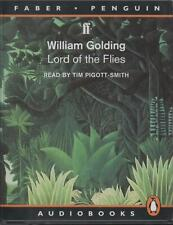 LORD OF THE FLIES by William Golding ~ Two-Cassette Audiobook