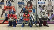 Kabaya Transformers D Collection Set of #3