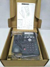 Polycom 2200-12375-025 SoundPoint IP 335 2-Line SIP Desktop Phone POE