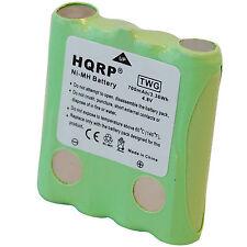 HQRP Two-Way Radio Rechargeable Battery for Dantona COM-FABP, Cobra FA-BP / FABP
