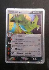 carte pokémon ultra Tyranocif ex 111/115 française Ex Forces Cachées