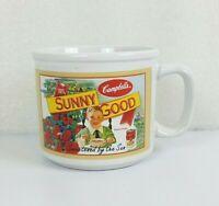 Campbells Soup Coffee Mug Cup 2005 Houston Harvest