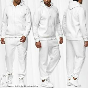Herren Jogginganzug Basic SportanzugTrainingsanzug Baggy Pants Hosen & Hoodie