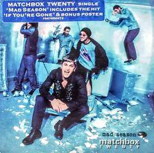 "MATCHBOX TWENTY - MAD SEASON. - CD - WITH POSTER "" NEW "" AUSTRALIA IMPORT"