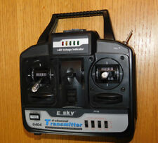 ESKY 0404 TRANSMITTER Radio Control TX RC COMMANDE controller 72.870 72 MHz HELI