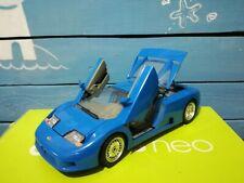 Burago 1/18 Bugatti ottima Bugatti EB 110 scala 1:18