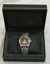 Vintage Rolex 1501 Oyster Perpetual Date Jubilee Band Men's Wristwatch & Box