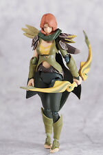 Figma SP-070 Max Factory x Masaki Apsy Dota2 Windranger Action Figure New In Box