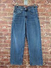 VTG Levis 569 16 Reg 28 x 28 Mom Jeans Denim Blue Loose Relaxed