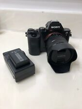 Sony A7 W/ 18-55 F3.5-5.6 Kit Lens And Battery