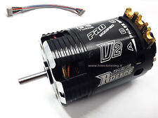 MOTORE ROCKET BRUSHLESS SENSORED PRO MODIFIED 540 13.5T CON SENSORI 1/10 HIMOTO