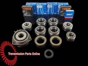 Volvo S60 Mk2 2010 > 6 Speed FWD MMT6 Gearbox Bearing And Oil Seal Rebuild Kit