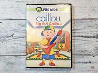 CAILLOU:BIG KID CAILLOU DVD NEW