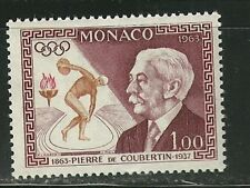 MONACO MINT NEVER HINGED NH # 548
